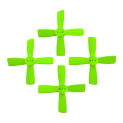 FuriousFPV High Performance 1935-4 Propellers (Neon Green 2CW & 2CCW)
