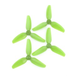 HQProp DP T2.5X2.5X3 PC Propeller (Set of 4 - Light Green)
