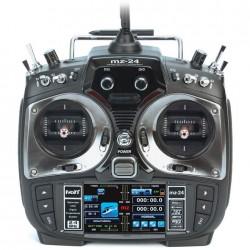 Graupner HoTT MZ-24 12CH Transmitter Set
