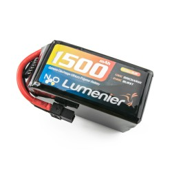 Lumenier N2O 1500mAh 6s 120c Lipo Battery