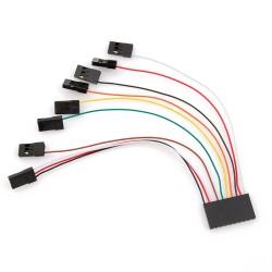 Naze32 Rev6 Breakout Cable