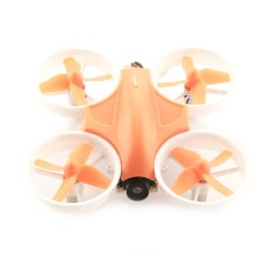 OverSky Warlark-80 FPV Quadcopter, DSMX/2 RX - Orange
