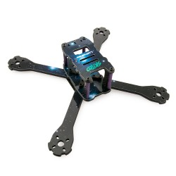 QAV-SKITZO Dark Matter FPV Freestyle Quadcopter