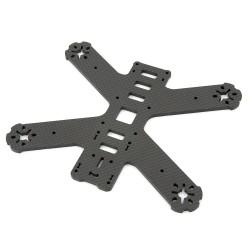 """QAV180 Carbon Fiber Main """"Unibody"""" Frame Plate (4mm)"""