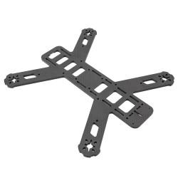 """QAV250 Carbon Fiber Main """"Unibody"""" Frame Plate (4mm)"""
