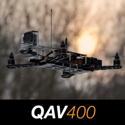 Ready To Fly QAV400 (RTF)
