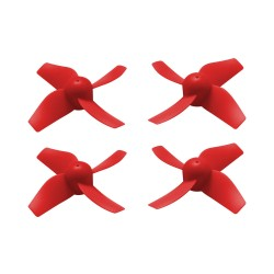 Rakon Blade Inductrix 31mm 4 Blade Propeller (Red)