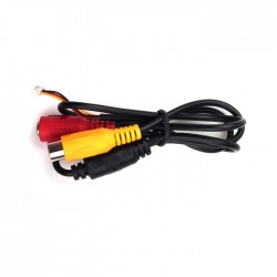 RunCam SW-CABLE-RCA 3 pin RCA Video/Power Cable