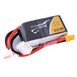 Tattu 850mAh 3S1P 75C Lipo Battery (XT30)