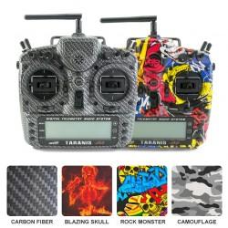 FrSky Taranis X9D Plus Transmitter - Black Customized Special Edition - w/ M9 Gimbals
