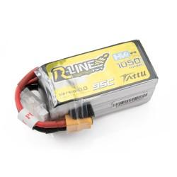 TATTU R-Line 1050mAh 6s 95C HV Lipo Battery