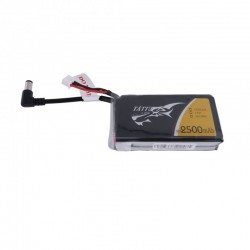 Tattu 2500mAh 2S1P Fatshark Goggles Lipo Battery Pack (DC3.5mm plug)