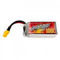 Thunder Power 1100mAh 6S 100C Adrenaline Series LiPo Battery