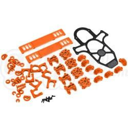 Vortex Plastic Crash Kit - Orange