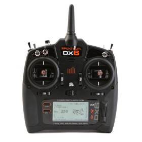 DX6 6-Channel DSMX® Transmitter with AR610 Receiver