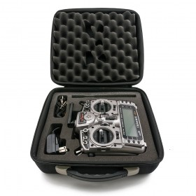FrSky Taranis X9D Plus 2.4GHz ACCST Radio w/ Soft Case (Mode 2)