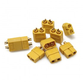 XT60 Power Connectors (5 Pair)