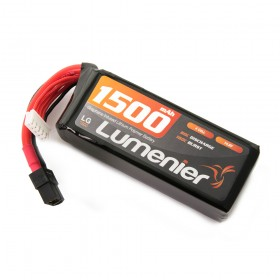 Lumenier Graphene 1500mAh 4s 80c Lipo Battery