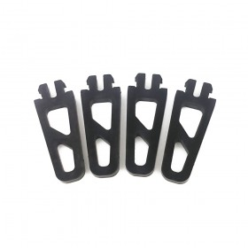Long Snap-On Delrin Landing Gear for QAV G10 Arms (set of 4)