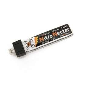 NewBeeDrone Nitro Nectar 250mAh HV 1s 30c Lipo Battery