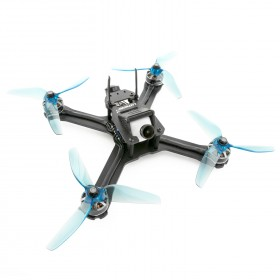 QAV-X CHARPU FPV Racing Quadcopter (4mm) RTF w/ FrSky Rx