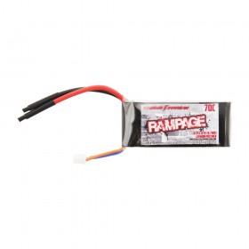 Thunder Power 870mAh 3s 70c Lipo Battery