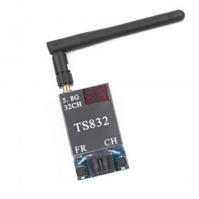 5.8GHz 32CH A/V 600mW Video Transmitter (TS832) - (International Version)