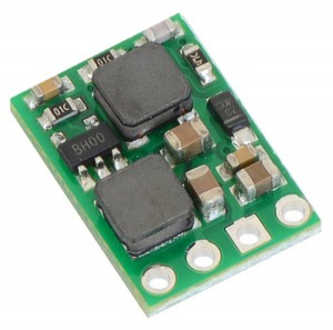 12V Step-up/Step-Down Voltage Regulator