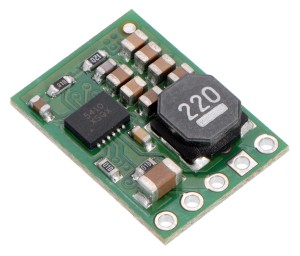 5V, 1A Step-Down Voltage Regulator
