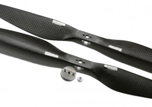 Tiger 15x5 Carbon Fiber Props (pair)