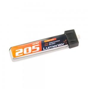 Lumenier 205mAh 1s 25c Lipo Battery