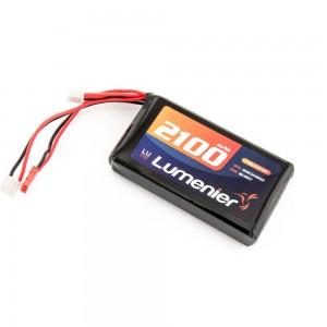 Lumenier 2100mAh 2s LiFe Q X7 Radio Transmitter Battery