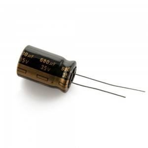 Panasonic 35V 680uF LOW ESR Capacitor