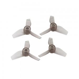 Rakonheli 31MM 3 Blade Clear Propeller (2CW+2CCW; 0.8MM Shaft) - Black