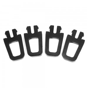 Short Snap-On Delrin Landing Gear for G10 Arms (set of 4)