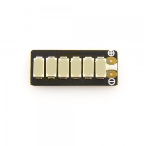DIATONE 601 5730 Flash-Bang 6 LED 12V Board