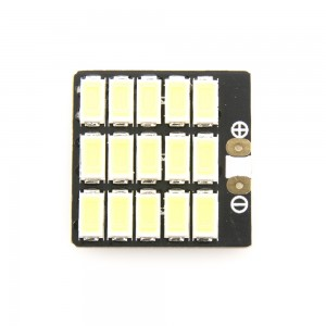 DIATONE 603 5730 Flash-Bang 15 LED 12V Board