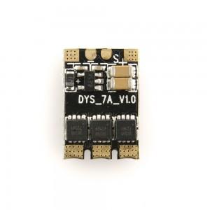 DYS XSD7A 7A Blheli_S 1-2s FPV Racing Brushless ESC