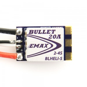 EMAX D-SHOT Bullet Series 20A ESC(BLHELI_S)