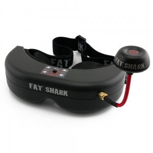 Fat Shark Teleporter V5 FPV Goggles - Headset Only (OPEN BOX)