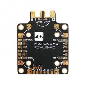 Matek FCHUB-A5 w/ Current Sensor 184A, BEC 5V 2A
