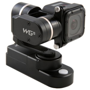 FeiyuTech WG 3 - Axis Wearable Gimbal for Hero 4 and Session Camera