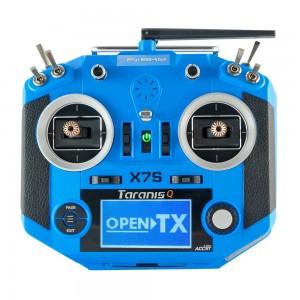 FrSky Taranis Q X7S Radio w/ Upgraded M7 Hall Sensor Gimbals (Blue)