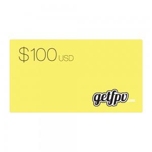 GetFPV Gift Card ($100)