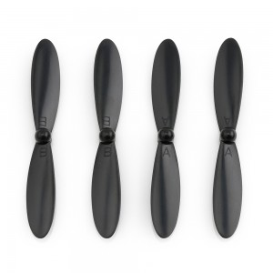 Hubsan X4 Rotor Blades for H107C+ & H107D+ (Black)