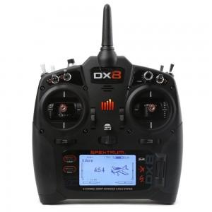 DX8 Gen 2 DSMX® 8-Channel Transmitter