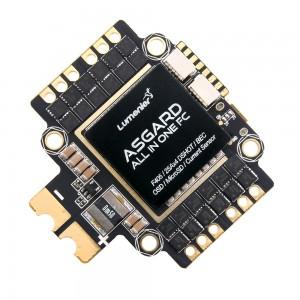 Asgard AIO Flight Controller (F4 FC, 4x 25A ESC, OSD, PDB, Curr)