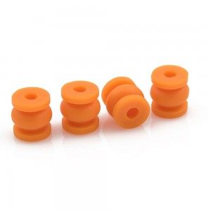 Replacement Silicone Vibration Damping Balls (4 Pack)