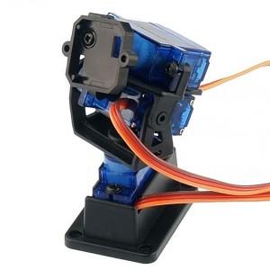 FatShark Pan/Tilt/Roll Camera Mount + Servos