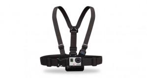 GoPro - Chest Mount Harness - Black